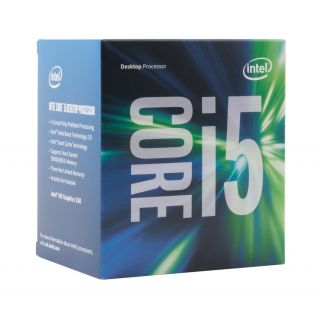 Product image of Intel 6th Generation Core i5 (6600) 3.3GHz Processor 6MB L3 Cache 65W Socket LGA1151 (Boxed)
