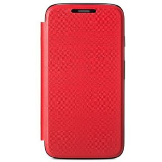 Product image of Motorola Flip Cover for Moto G Smartphones (Red)*
