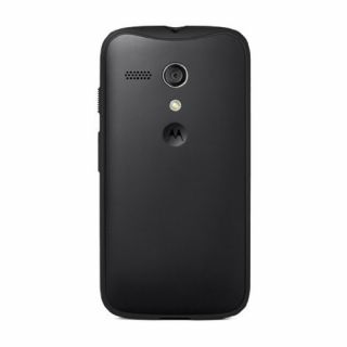 Product image of MOTOROLA Grip Shell Black for Moto G*