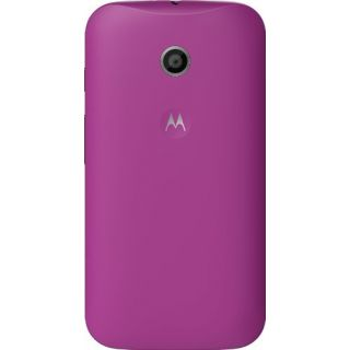 Product image of Motorola Shell Cover Case (Violet) for Moto E Smartphones