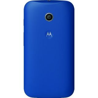 Product image of Motorola Shell Cover Case (Royal Blue) for Moto E Smartphones
