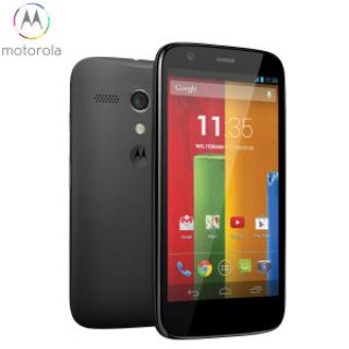 Product image of Motorola MOTO G 4G (4.5 inch Touch) Mobile Phone Quad-Core A7 (1.2GHz) 8GB Wi-Fi WWAN Bluetooth Camera Android 4.4 (Black) - SIM Free