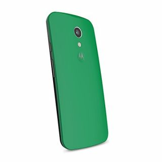Product image of MOTOROLA Back Cover spearmint - for MOTO G (2nd Gen.)*