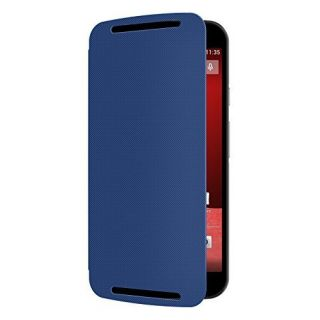 Product image of MOTOROLA Flip Cover Royal Blue for Motorola Moto G5*