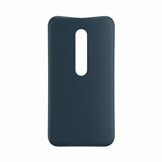 Product image of Motorola Shell Cover Case (Oxford Blue) for Moto G 3rd Gen Smartphones