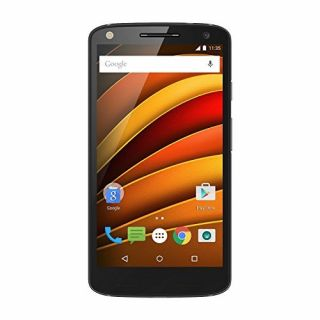 Product image of Motorola MOTO X Force (5.4 inch Touch) Mobile Phone Snapdragon 810 (2.0GHz) 3GB-RAM 32GB Wi-Fi Bluetooth Camera Android  (Black)