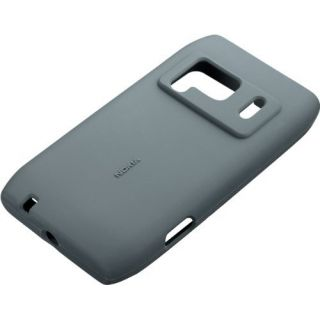 Product image of Nokia CC-1005 Silicone Cover fort Nokia N8 (Black) Blister Packed