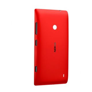 Product image of Nokia CC-3068 Protective Shell (Red) for Nokia Lumia 520 Mobile Phones