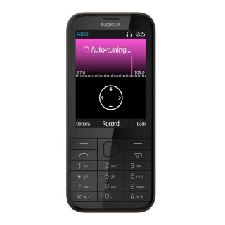 Product image of Nokia 225 (2.8 inch) Mobile Phone (Black)