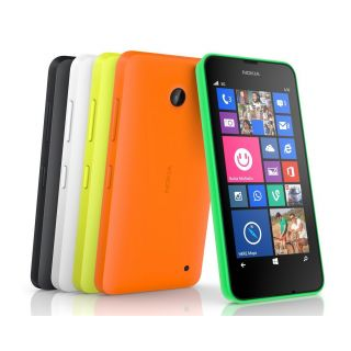 Product image of Nokia Lumia 630 Smartphone (Green)
