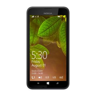 Product image of Nokia Lumia 530 (4 inch Touchscreen) Smartphone Snapdragon (200) Quad Core 1.2GHz 512MB 4GB WLAN BT 5MP Camera (Rear) Windows Phone 8.1 (Grey)