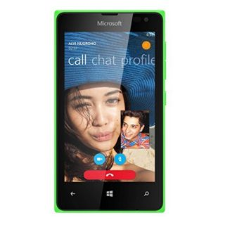 Product image of Microsoft Lumia 435 (4 inch) Dual-core 1.2GHz 1GB 8GB 2MP Windows 8.1 Smartphone 3.5G (Green)