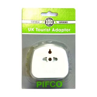 Product image of Pifco UK Tourist Adaptor