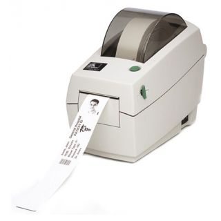 Product image of Zebra LP 2824 Plus Desktop Thermal Printer 203 dpi /8 dot, 56mm Print Width, 102mm Print Speed, 8MB SDRAM/4MB Flash, ZPL/ZPL II, Centronics Parallel (36 Pin)