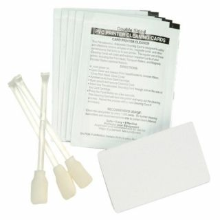 Product image of Zebra P110I/120I Cleaning Card Kit (4Print Engine)