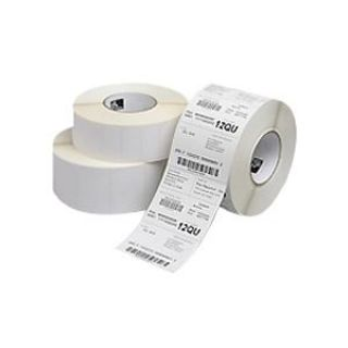 Product image of Zebra Z-Select 2000D 57 x 102 mm Premium topcoated direct thermal paper label with permanent adhesive