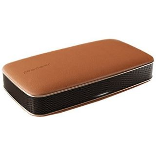 Product image of PIONEER XW-LF3-T Leather Portable Bluetooth Speaker with Handsfree Calling  360 Degree sound  NFC