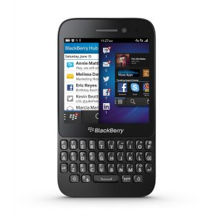 Product image of BlackBerry Q5 Smartphone (3.1 inch) Touch Display 8GB 5MP NFC (4G LTE Ready) - Black