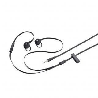 Product image of BlackBerry WS-410 Premium Stereo Headset (Black)