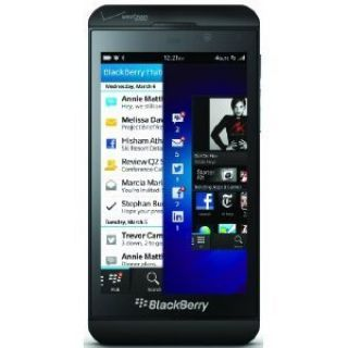 Product image of RIM - BLACKBERRY DEVICES BLACKBERRY Z10 WHITE UK