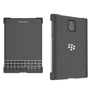 Product image of [Ex-Demo] BlackBerry Hard Shell Case (Black) for BlackBerry Passport (Opened / item as new)