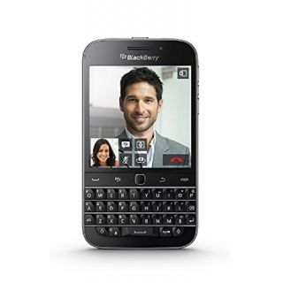 Product image of BlackBerry Classic (3.5 inch) Smartphone 1.5 GHz Quad Core 2GB 16GB BlackBerry 10 OS 8MP Camera (Black) - SIM Free