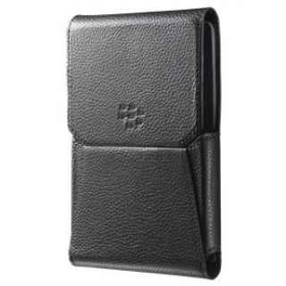 Product image of BlackBerry Holster Leather Swivel (Black) for BlackBerry Passport