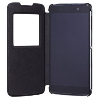 Product image of BlackBerry Smart Flip Case (Black) for BlackBerry DTEK50
