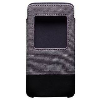 Product image of Blackberry DTEK50 Smart Pocket Mobile Phone Case (Grey/Black)