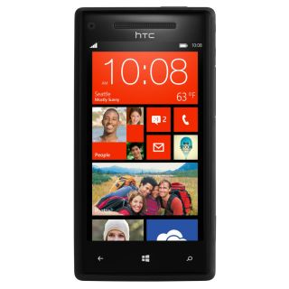 Product image of HTC Windows Phone 8X Smartphone (Black)