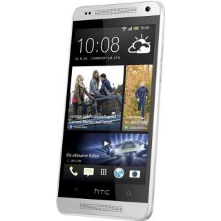 Product image of HTC One Mini (4.3 inch) Qualcomm Snapdragon Dual-Core 1.4GHz Android Smartphone (Silver)
