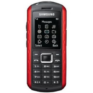 Product image of Samsung B2100 Solid Extreme GSM Mobile Phone (Red/Black)