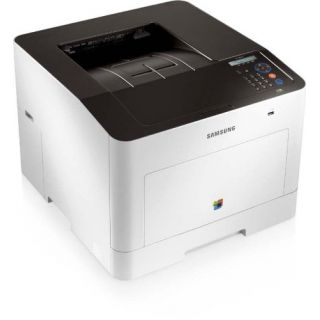 Product image of Samsung CLP-680ND (A4) Colour Laser Printer (Network-Ready+Duplex) 256MB 24ppm (Mono) 24ppm (Colour) 60,000 (MDC)