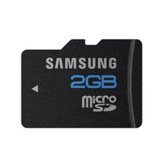 Product image of Samsung (2GB) MicroSD Essential Class 4 Memory Card