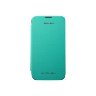 Product image of Samsung EFC-1J9F Flip Cover (Mint Green) for Galaxy Note II Smartphone