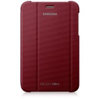 Product image of Samsung Notebook Style Case (Garnet Red) for Galaxy Tab 2 (7.0) Tablet PC