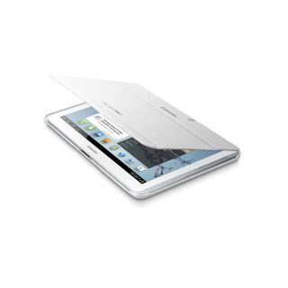 Product image of Samsung Notebook Style Case (White) for Galaxy Tab 2 (10.1) Tablet PC