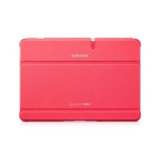Product image of Samsung Notebook Style Case (Pink) for Galaxy Tab 2 (10.1) Tablet PC