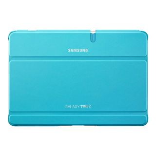 Product image of Samsung Notebook Style Case (Light Blue) for Galaxy Tab 2 (10.1) Tablet PC