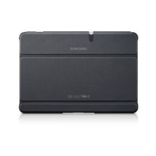 Product image of Samsung Notebook Style Case (Dark Grey) for Galaxy Tab 2 (10.1) Tablet PC