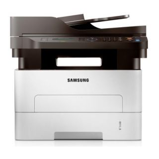 Product image of Samsung Xpress M2675FN (A4) Mono Laser Multifunction Networked Printer (Print/Copy/Scan/Fax) 128MB 2-Line LCD 26ppm 12000 (MDC)