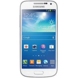 Product image of Samsung Galaxy S4 Mini I9195 (4.3 inch) Smartphone Dual Core 1.7GHz 8GB 4G 3G WLAN BT NFC Camera Android  JellyBean (White Frost)