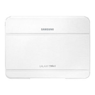 Product image of Samsung EF-BP520B Book Cover (White) for Galaxy Tab 3 (10.1 inch) Tablet