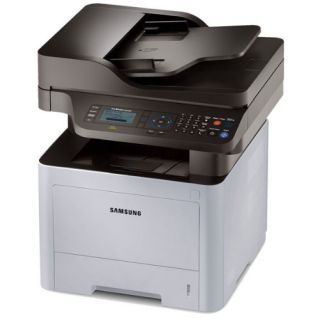 Product image of Samsung ProXpress SL-M3370FD (A4) Mono Laser Multifunction Networked Printer (Print/Copy/Scan/Fax) 256MB 4-Line LCD 33ppm 50,000 (MDC)