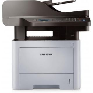 Product image of Samsung ProXpress SL-M3870FW (A4) Mono Laser Multifunction Wireless Printer (Print/Copy/Scan/Fax) 256MB 4-Line LCD 38ppm 80,000 (MDC)