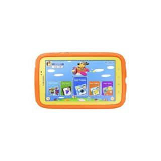 Product image of Samsung Galaxy Tab 3 Kids SM-T2105 (7 inch) Tablet PC Dual Core 1.2GHz 1GB 8GB WLAN BT DLNA Webcam Android (Yellow)