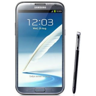 Product image of Samsung Galaxy Note II Smartphone 16GB (Grey)