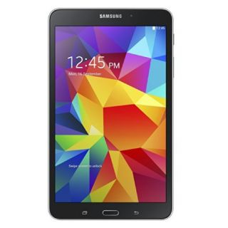 Product image of Samsung Galaxy Tab 4 SM-T230 (7 inch) Tablet Quad Core 1.2GHz 1.5GB 8GB WLAN BT Camera Android 4.4 KitKat (Black)