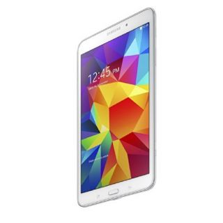 Product image of Samsung Galaxy Tab 4 SM-T230 (7 inch) Tablet Quad Core 1.2GHz 1.5GB 8GB WLAN BT Camera Android 4.4 KitKat (White)