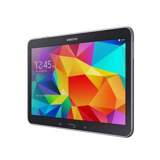 Product image of Samsung Galaxy Tab 4 SM-T530 (10.1 inch) Tablet Quad Core 1.2GHz 1.5GB 16GB WLAN BT Camera Android 4.4 KitKat (Black)